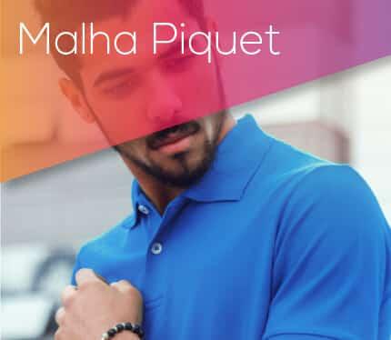 Malha Piquet PA