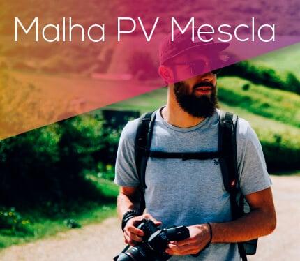 malha pv mescla
