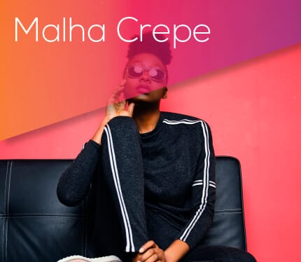 Malha Crepe